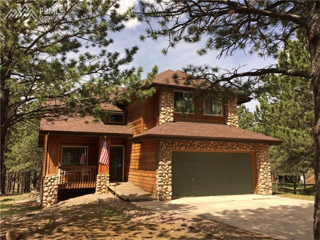 2141  Valley View Drive Woodland Park, CO 80863