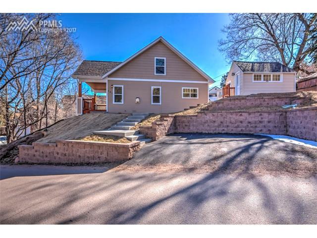 131  Deer Path Avenue Manitou Springs, CO 80829