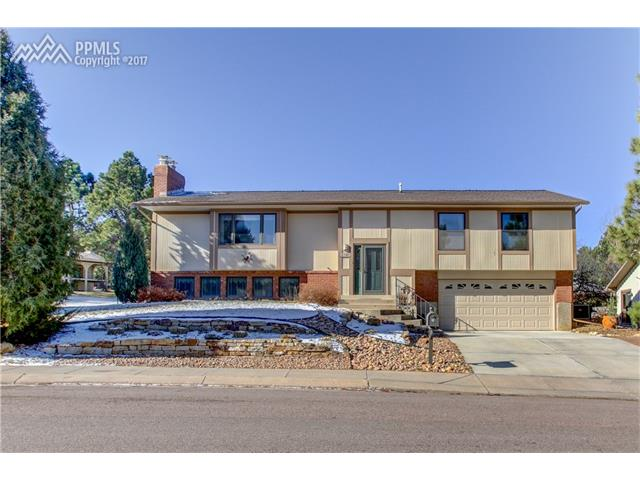 6140  Castlewood Lane Colorado Springs, CO 80918