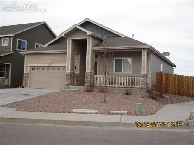 7406  Willow Pines Place Fountain, CO 80817