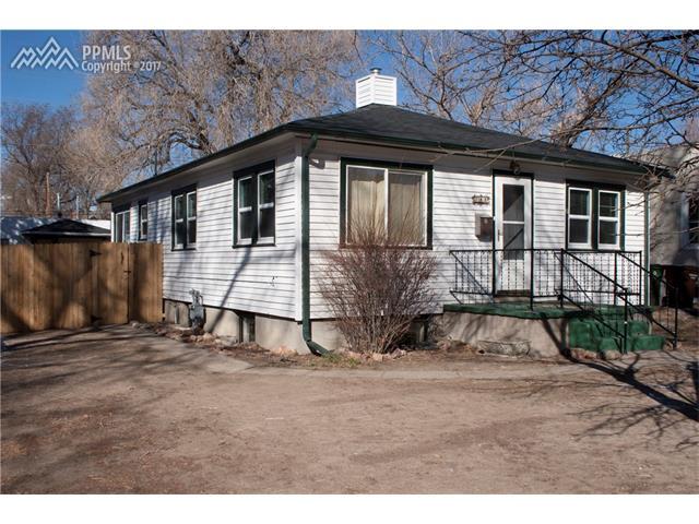 510  Bonfoy Avenue Colorado Springs, CO 80909