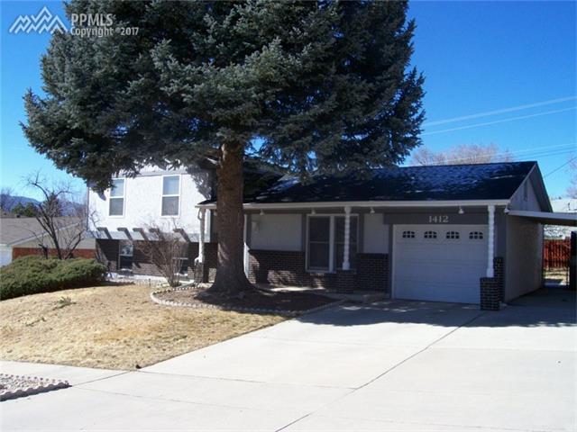 1412  Wynkoop Drive Colorado Springs, CO 80909