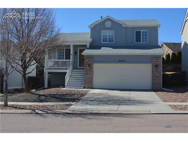 6805  Summer Grace Street Colorado Springs, CO 80923