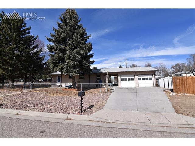 2402 E San Rafael Street Colorado Springs, CO 80909