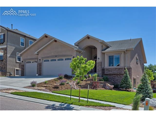 94  Coyote Willow Drive Colorado Springs, CO 80921