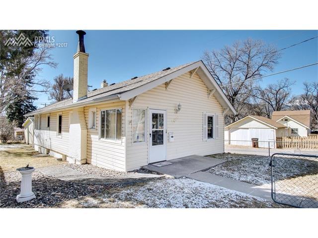 1017 E Cache La Poudre Street Colorado Springs, CO 80903