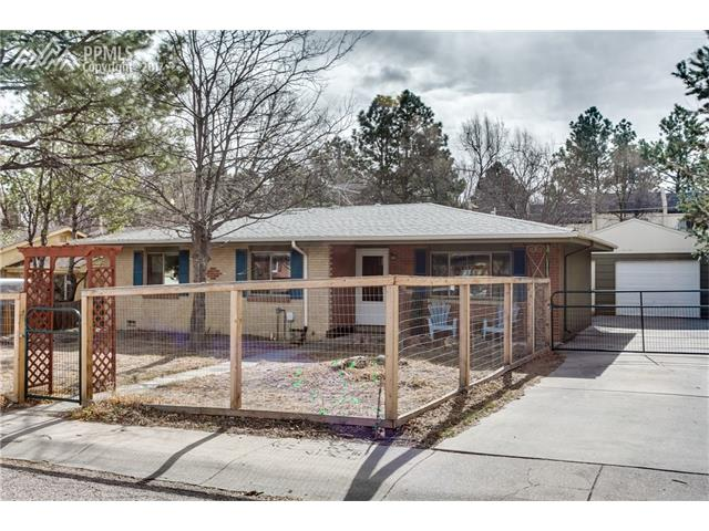 309  Laclede Avenue Colorado Springs, CO 80905
