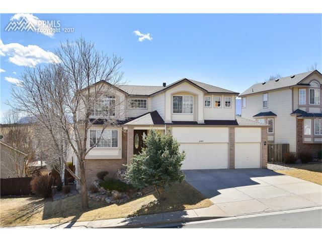 1445  Owl Ridge Drive Colorado Springs, CO 80919
