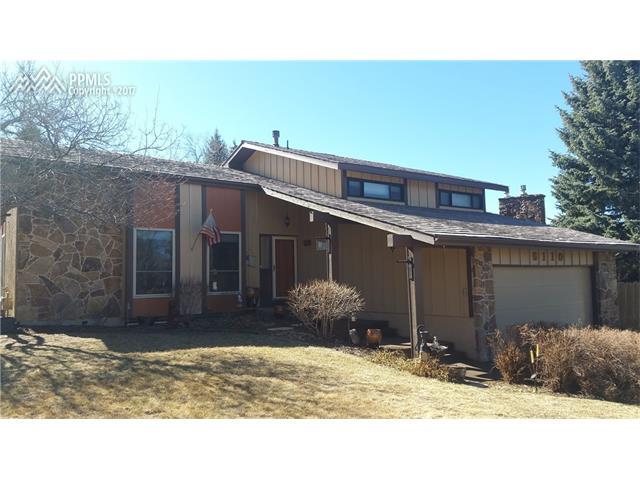 6110  Castlewood Lane Colorado Springs, CO 80918