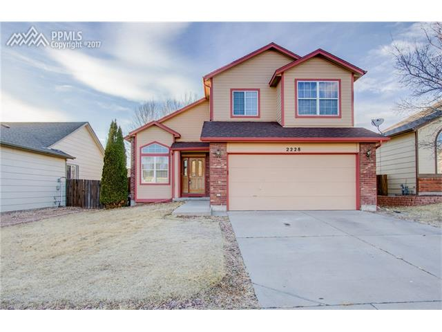 2228  Sage Grouse Lane Colorado Springs, CO 80951