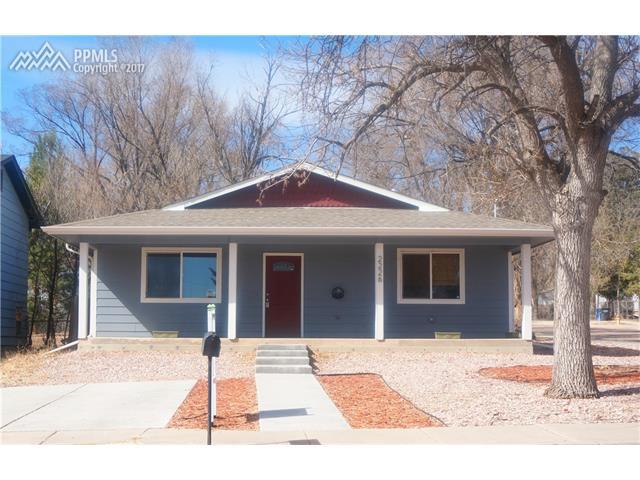 2226  Cooper Avenue Colorado Springs, CO 80907