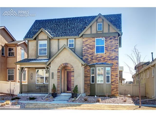 5535  Sunrise Mesa Drive Colorado Springs, CO 80924