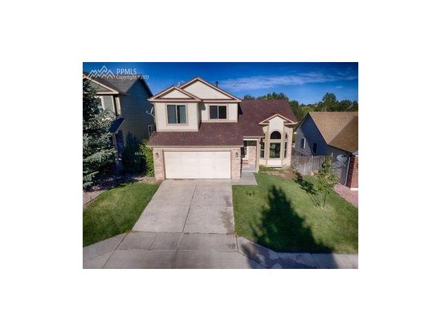6260  Gemfield Drive Colorado Springs, CO 80918