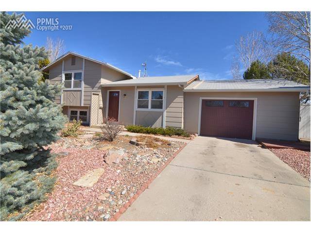 6835  Goldfield Drive Colorado Springs, CO 80911