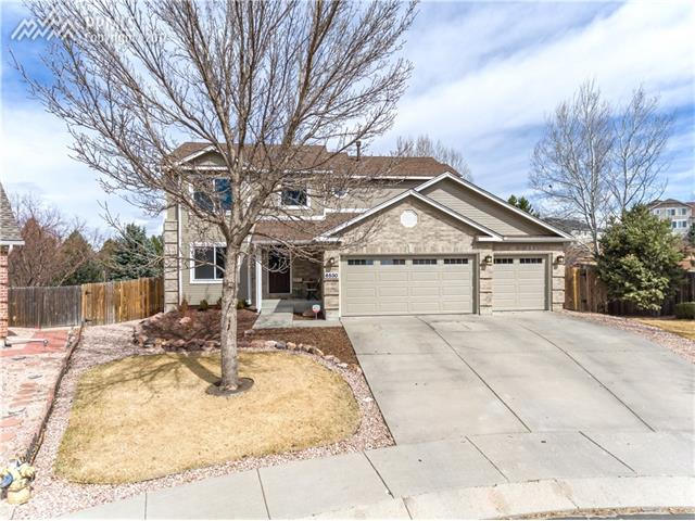 6530  Gemfield Drive Colorado Springs, CO 80918