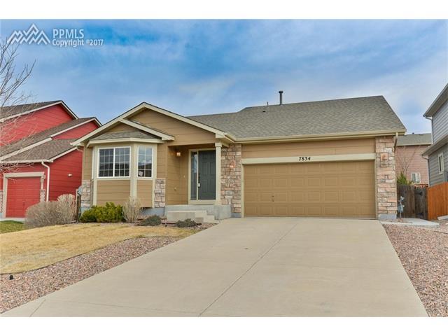 7834  Irish Drive Colorado Springs, CO 80951