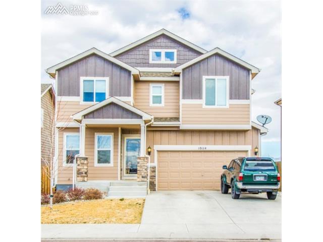10114  Silver Stirrup Drive Colorado Springs, CO 80925