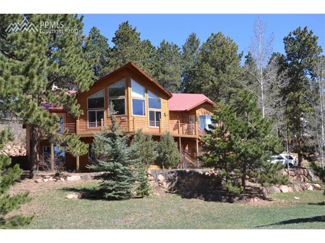 710  Majestic Parkway Woodland Park, CO 80863