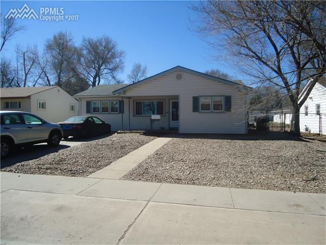 1604 S Corona Avenue Colorado Springs, CO 80905