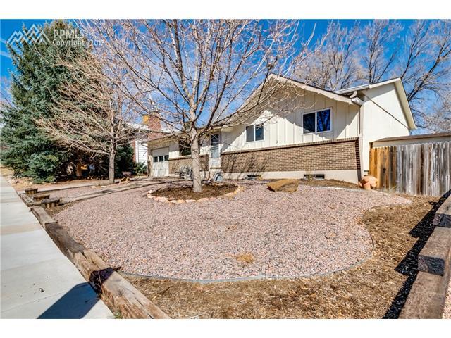 1507  Keaton Lane Colorado Springs, CO 80909