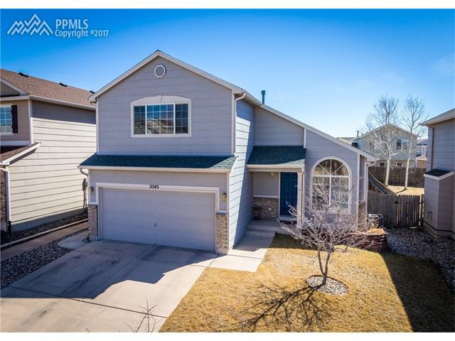 5545  Prairie Schooner Drive Colorado Springs, CO 80923