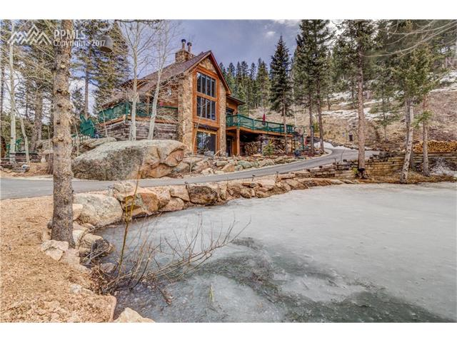 4728  Trout Creek Road Woodland Park, CO 80863