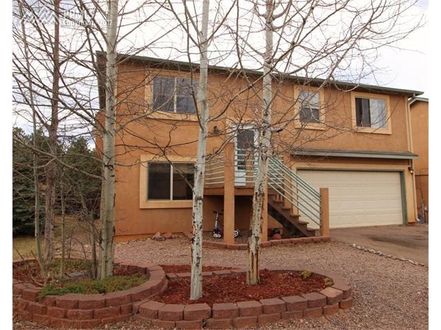 1811  Columbine Village Drive Woodland Park, CO 80863