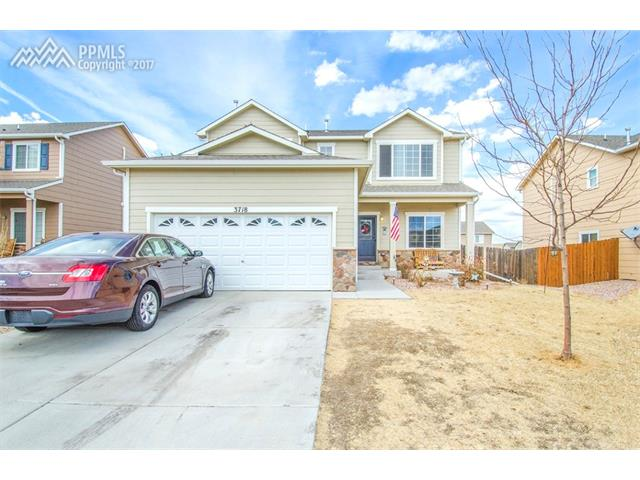 3718  Tahoe Forest Lane Colorado Springs, CO 80925