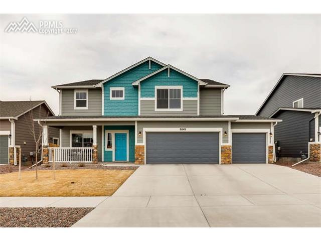 8048  Hardwood Circle Colorado Springs, CO 80908
