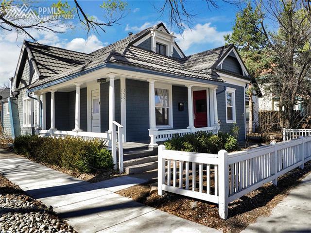 1701 W Colorado Avenue Colorado Springs, CO 80904