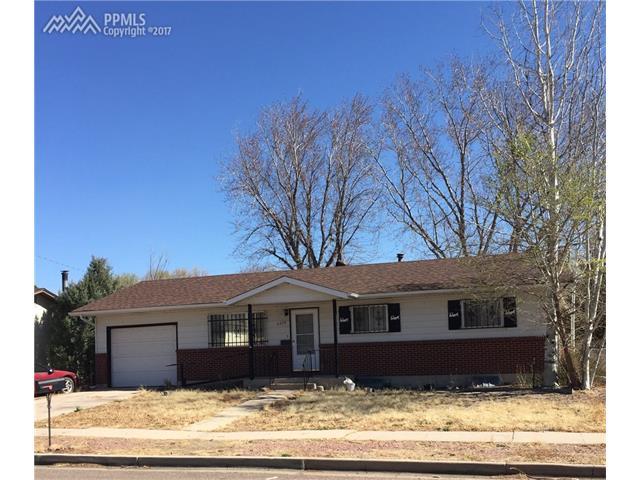 4338 E San Miguel Street Colorado Springs, CO 80915