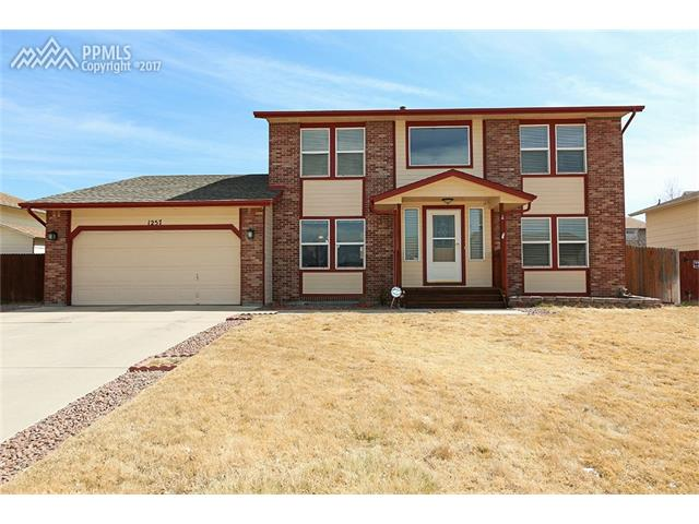 1257  Marsh Hawk Drive Colorado Springs, CO 80911