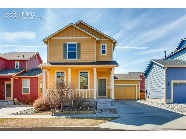 6665  Rutherford Drive Colorado Springs, CO 80923