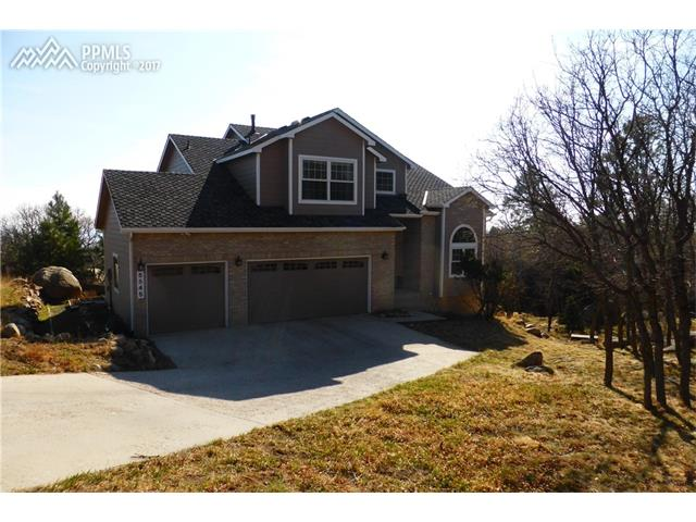 5545  Broadmoor Bluffs Drive Colorado Springs, CO 80906