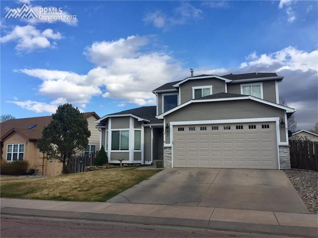 447  Pyrite Terrace Colorado Springs, CO 80905