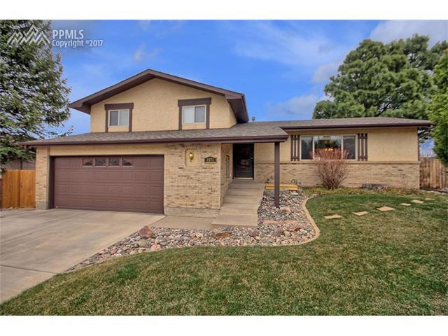 4970  Villa Loma Court Colorado Springs, CO 80917
