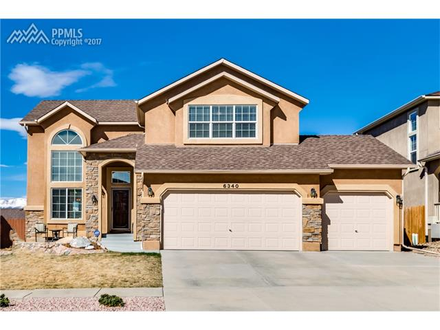 6340  Tenderfoot Drive Colorado Springs, CO 80923