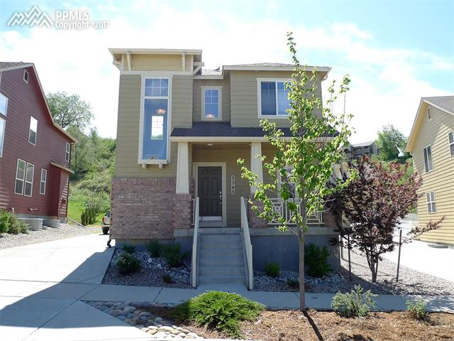 2343  St Claire Drive Colorado Springs, CO 80910