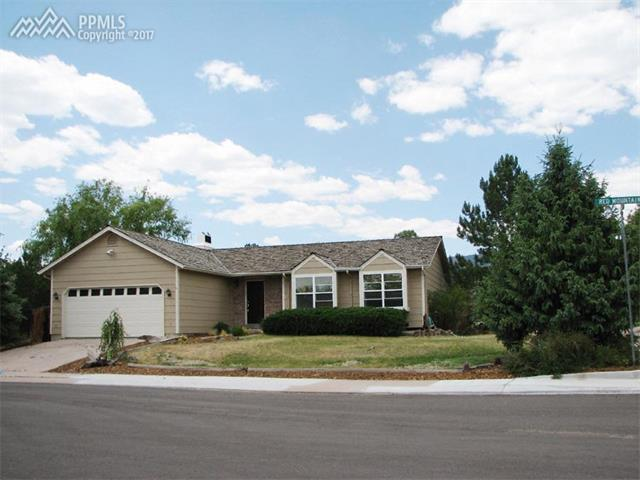 443  Red Mountain Court Colorado Springs, CO 80919