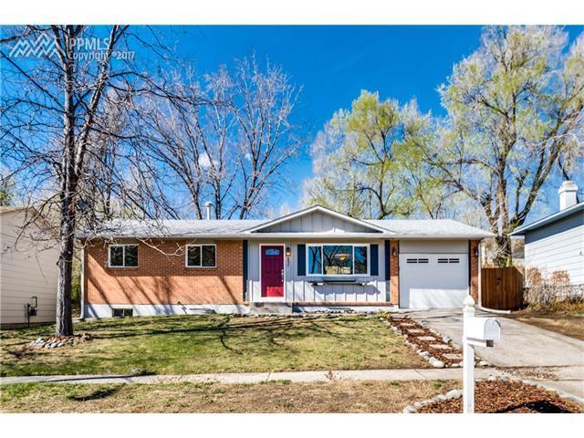 832  Kingsley Drive Colorado Springs, CO 80909