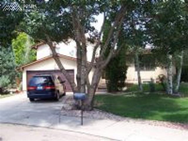 5025  Hackamore Court Colorado Springs, CO 80918