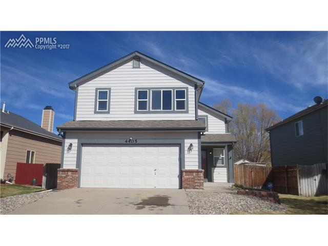 4405  Levi Lane Colorado Springs, CO 80925