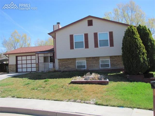 7355  Buffalo Springs Court Colorado Springs, CO 80911