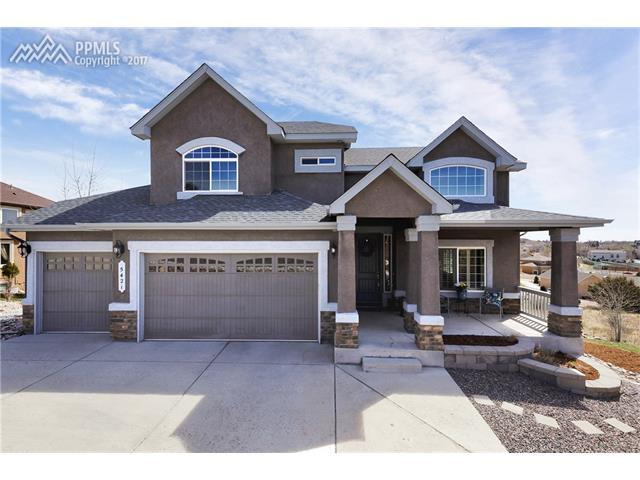 5421  Copper Drive Colorado Springs, CO 80918