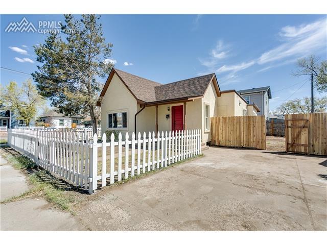 703  Sahwatch Street Colorado Springs, CO 80903