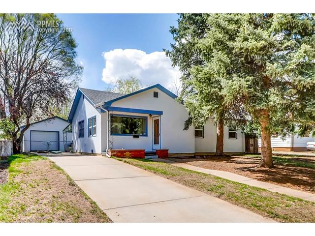 702 N 31st Street Colorado Springs, CO 80904