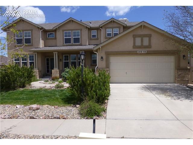 3510  Oak Meadow Drive Colorado Springs, CO 80920