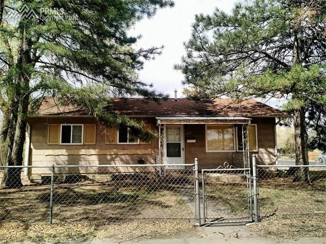 1126  Harrison Road Colorado Springs, CO 80905