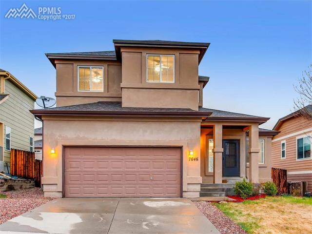 7646  Canyon Oak Drive Colorado Springs, CO 80922