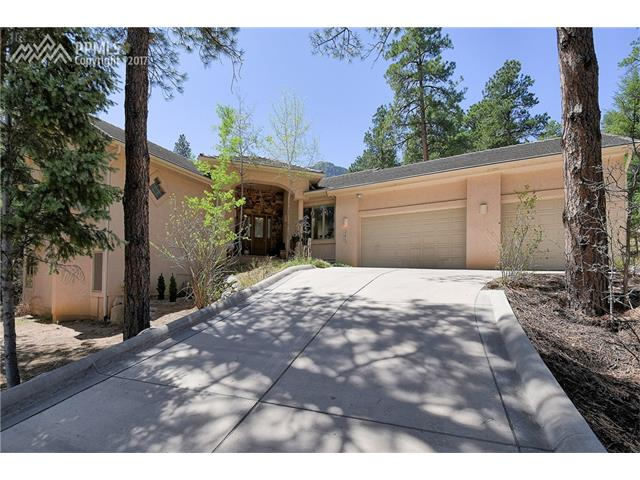 265  Stonebeck Lane Colorado Springs, CO 80906